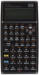HP – 35s Scientific Calculator