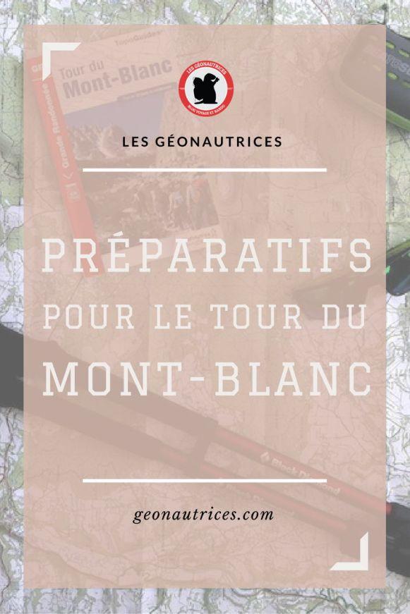 Challenge de faire le GR Tour du Mont-Blanc bientôt ? Découvrez nos conseils de préparation techniqueet logistique (nos étapes, le matériel, livres et liens utiles...). Tout est dans cet article pour une préparation au top  #trek #trekking #montblanc #GR #randonnée