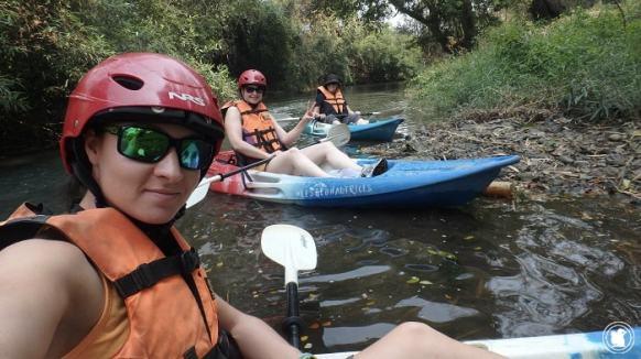 Kayak Chiang Dao, Thaïlande