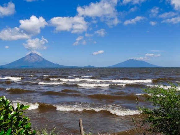 Rando volcan Maderas