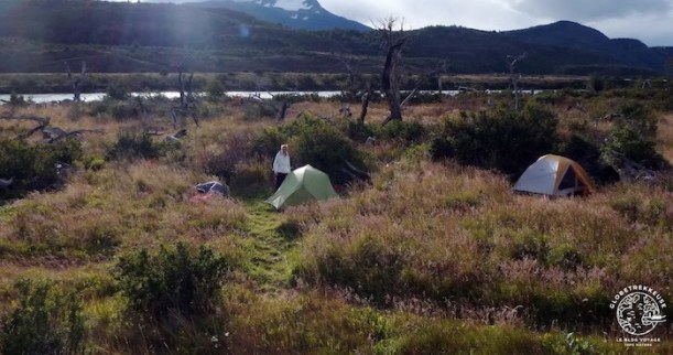Patagonie Torres del Paine - randonnee globetrekkeuse