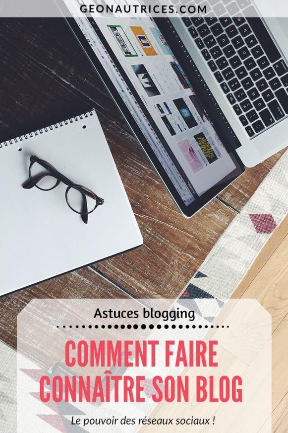 Comment faire connaître son blog ? 6 blogueurs délivrent leurs secrets pour faire venir les lecteurs sur leur blog. #trafic #blog #blogging #chiffres #reseaux #socialmedia #frenchblogger #conseils