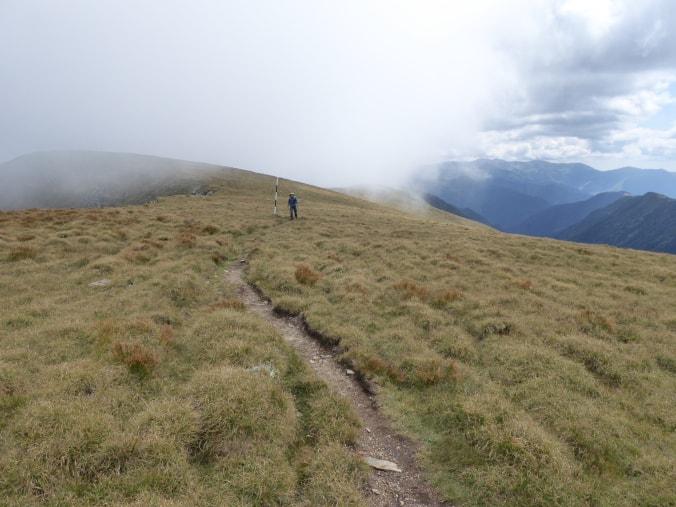 Chemin de randonnée ©Pauline-Carnets de randonnées