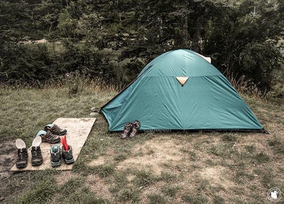 Campement - route des 7 lacs