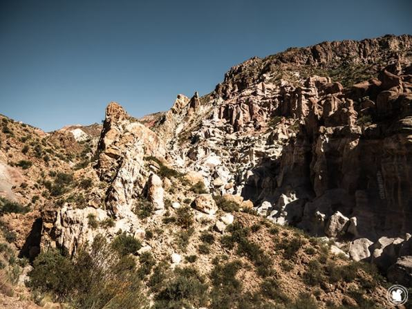 Canyon del Atuel - San Rafael