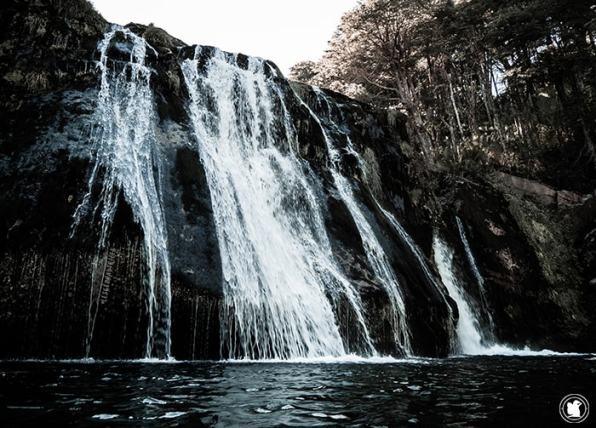 Cascade Nivinco - route des 7 lacs