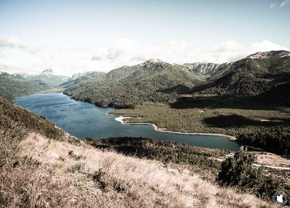 Lago Villarino - route des 7 lacs