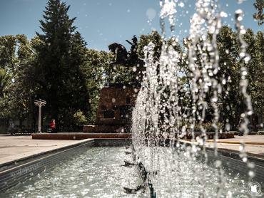 Plaza San Martin - San Rafael