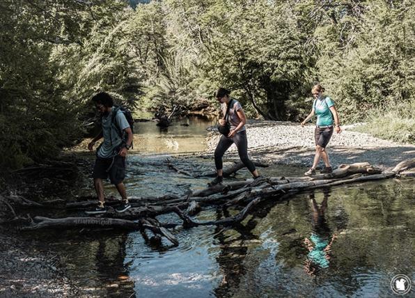 Randonnée nivinco - route des 7 lacs