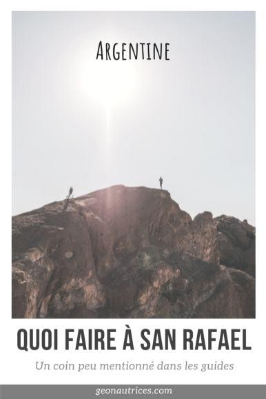Et si vous sortiez un peu des sentiers battus pour découvrir un coin peu connu d'Argentine : San Rafael et ses environs ! Nous y sommes restées un mois et demi tellement on a adoré ! On vous explique ce qu'il y à à faire et à voir à San Rafael dans notre article ! C'est par ici ! #sanrafael #argentine #horssentiersbattus #voyage #travel #pvtargentine