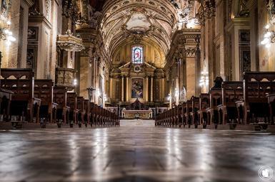 Intérieur de la Cathédrale de Cordoba