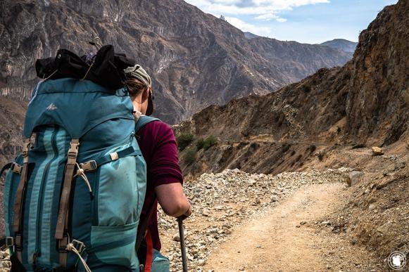 Trek Canyon de Colca Pérou