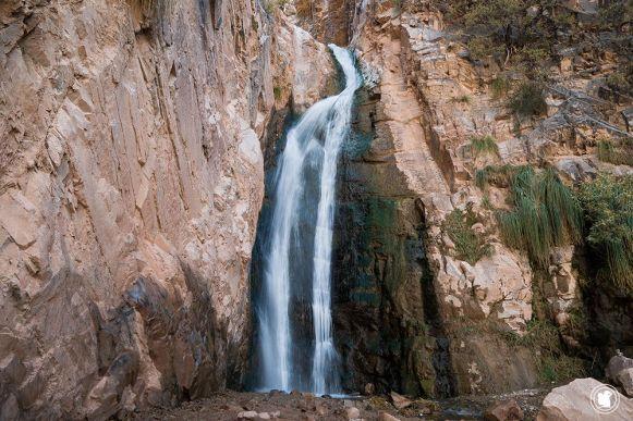 Cascade Garganta del Diablo proche de Tilcara