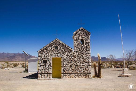 Charmante petite église à El Mojón