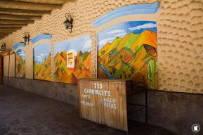 Peintures à Tilcara