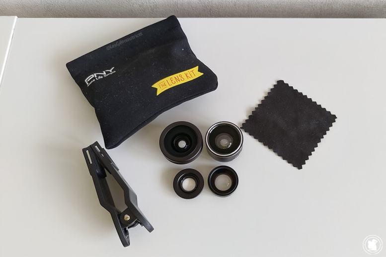 Lens Kit 4-en-1 de PNY