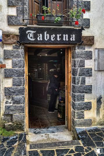Taverne de Lastur - blogtrip Nekatur