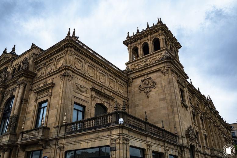 Theatre de San Sebastian - blogtrip Nekatur