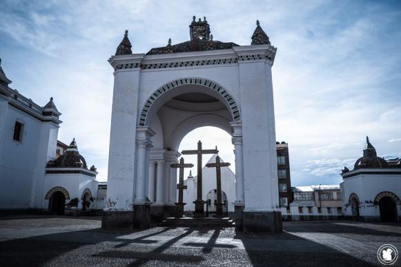 Basilique de la Vierge de la Candelaria de Copacabana