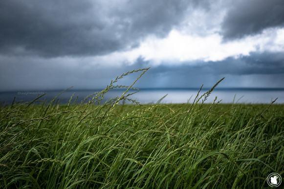 L'océan atlantique depuis le gîte Santa Klara - blogtrip Nekatur