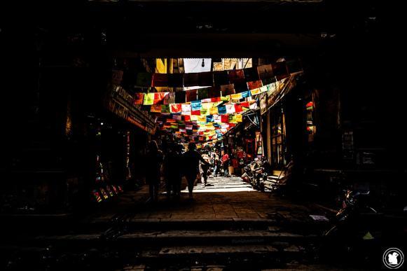 Rue de Katmandou