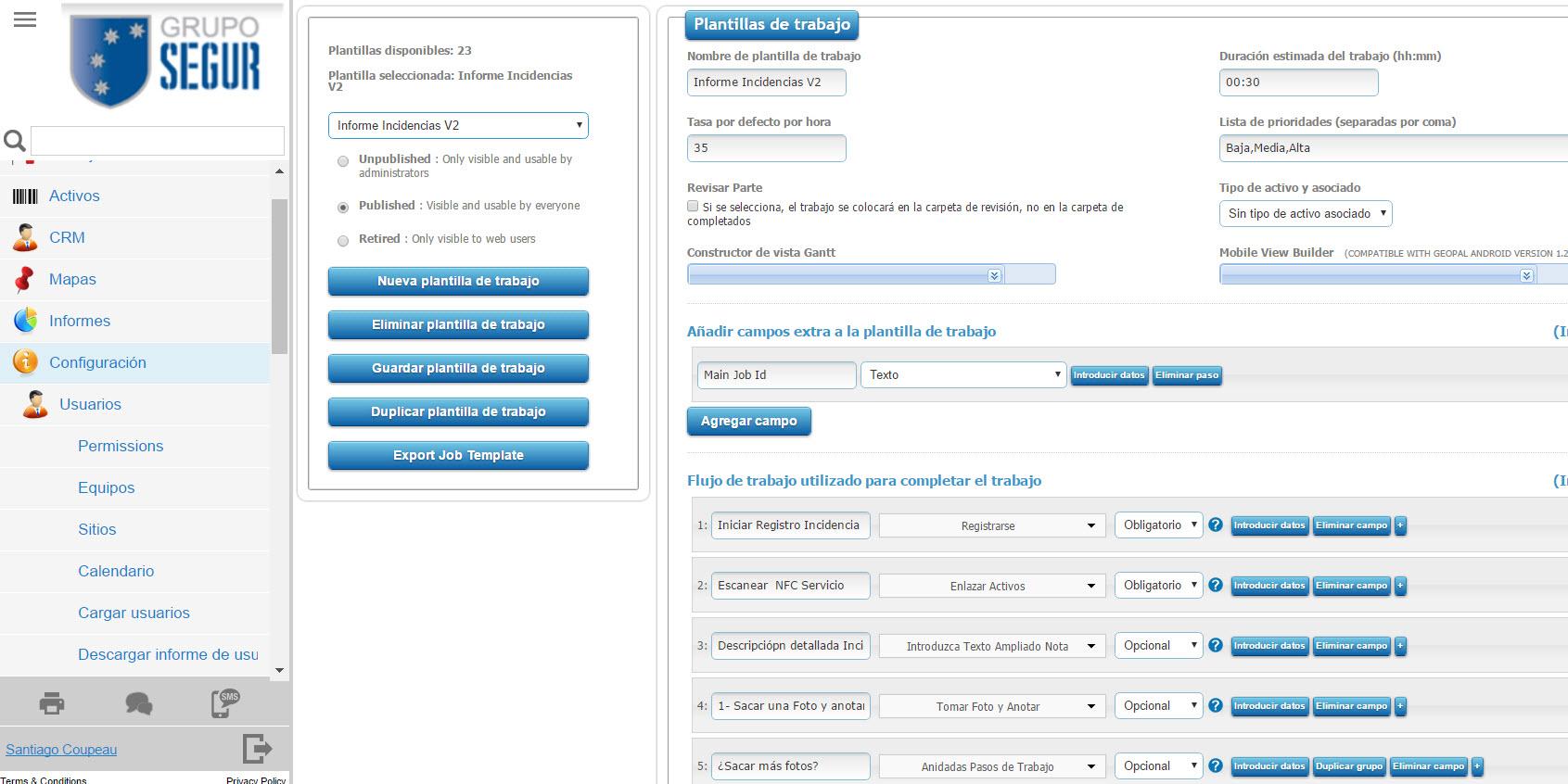 manuales archivos - Planificación y Gestión Móvil de Trabajo de Campo