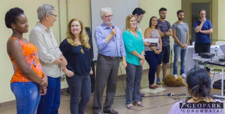 Equipe agradece a realização do evento