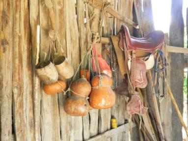 Utensilios locales - Icalupe