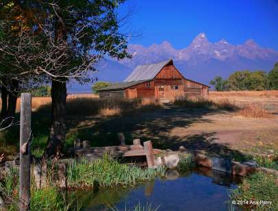 Mormon Row, Grand Teton National Park, WY