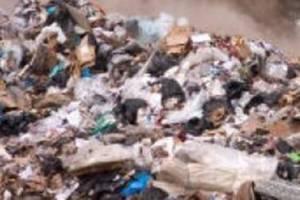 Smrad na smetišču oz. odlagališču odpadkov