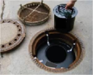 Filtr za kanalizacijski jašek