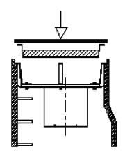 Shema filtra za kanalizacijski jašek