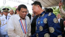Duterte is Open for Joint Military Exercises with China & Russia