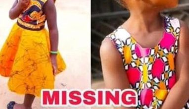 Missing 4-year-old girl found with body parts missing