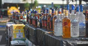 Fake alcohol brewers nabbed with hundreds of liquor