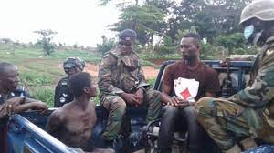 2 notorious illegal miners nabbed in Dormaa
