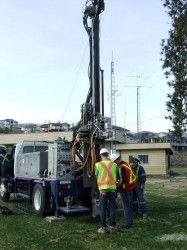 Geotechnical Drill Rig