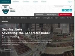 New Geo-Institute Website