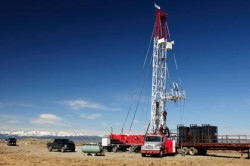 Hydraulic fracturing (fracking) wastewater injection well