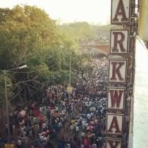 Street celebrations, Paharganj