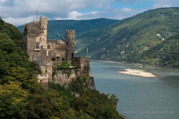 Burg Rheinstein - Bild Nr. 201409271302