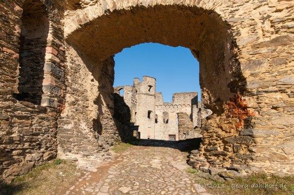 Burg Rheinfels - Bild Nr. 201303028435