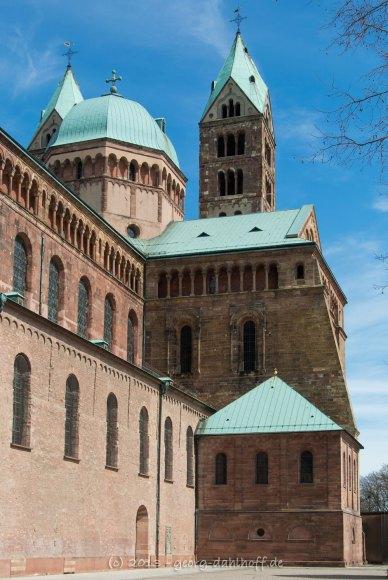 Dom zu Speyer Bild Nr. 201304140349