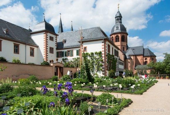 Klostergarten Seligenstadt - Bild Nr. 201305180494