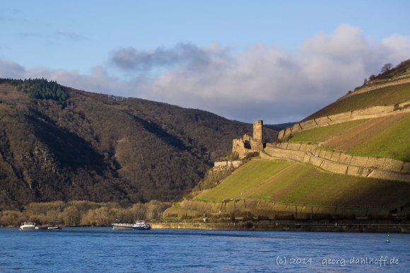 Burgruine Ehrenfels - Bild Nr. 201401050845