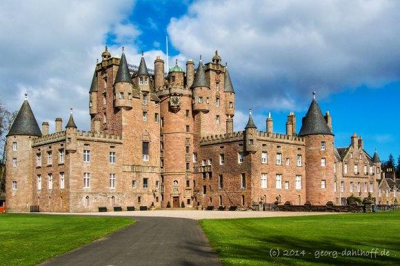 Glamis Castle - Bild Nr. 201403232591
