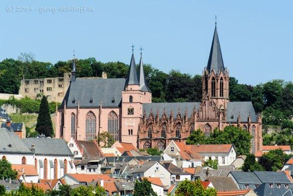 Katharinenkirche Oppenheim - Bild Nr. 201405162969