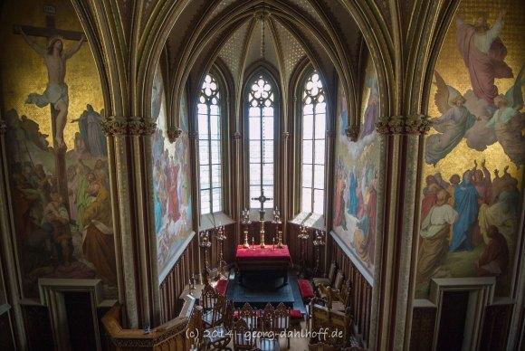 Schloss Stolzenfels: Kapelle - Bild Nr. 201405253003