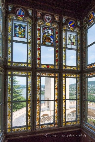 Fenster vom Wohnraum des preußischen Königs - Bild Nr. 201405253015