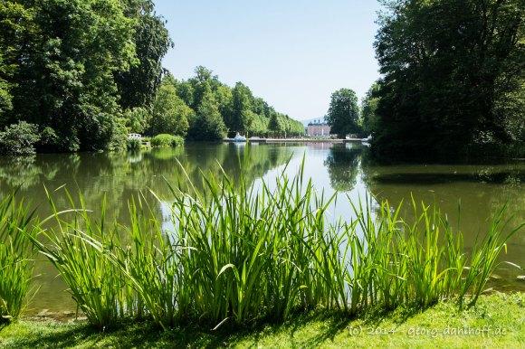Schlossgarten Schwetzingen - Bild Nr. 201406090695